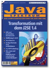 Transformation mit dem J2SE 1.4