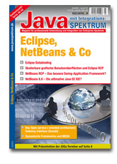 Eclipse, NetBeans & Co.