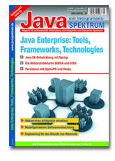 Java Enterprise: Tools, Frameworks, Technologies