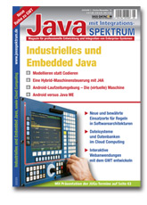 Industrielles und Embedded Java
