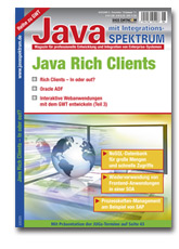 Java Rich Clients