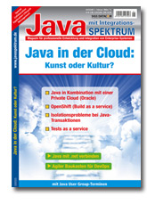 Java in der Cloud: Kunst oder Kultur?