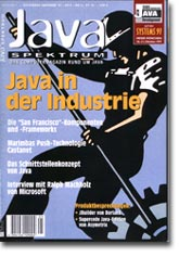 Java in der Industrie