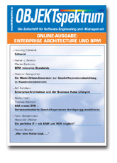 Enterprise Architecture und BPM